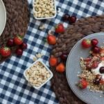 Desery w diecie sportowca – 4 szybkie i proste przepisy!