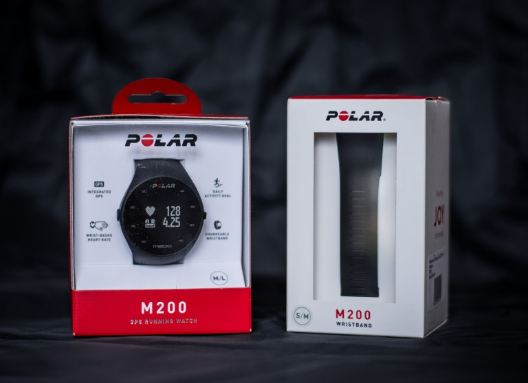 Polar M200 Fit Na Obcasach