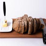 Chleb pełnoziarnisty z foremki (typ 1850)