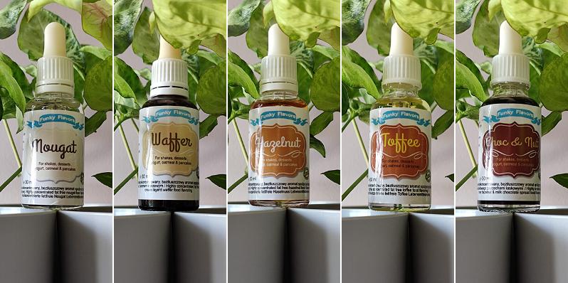aromaty funky flavors